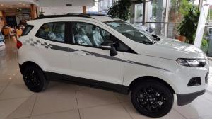 Xe Ford Ecoport 1.5 đủ màu,  có xe giao ngay, hỗ trợ vay 80% giá trị xe và nhiều quà tặng hấp dẫn.