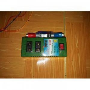 Bộ chuyển điện 12v lên 220v