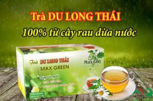 Trà Du Long Thái Max Green