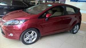 Xe gia đình bán quá rẻ - Fiesta S - 2011 AT -...