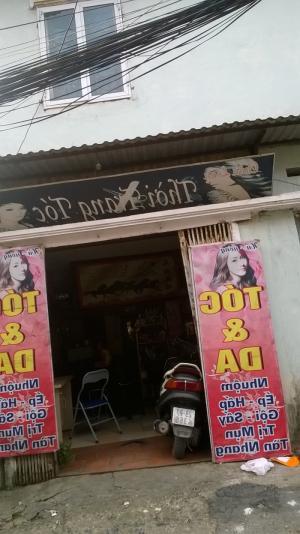 Sang nhượng cửa hàng tóc