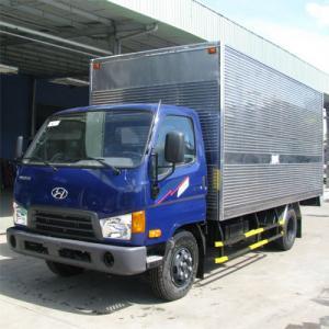 Xe Tải Hyundai 2,5 Tấn Thùng Kín (HD65-2.5TK)