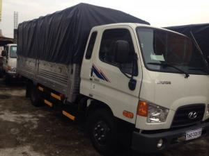 Xe Tải Hyundai 2.5 Tấn Thùng Bạt (HD65-TB)