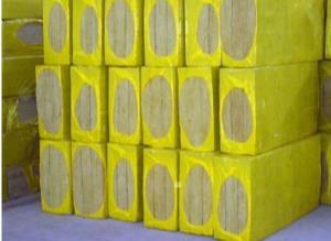 Bông Khoáng Tấm Rockwool 40Kg, 60Kg, 80Kg, 100Kg/M3