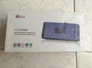 Sound card thu âm cao cấp XOX KD10