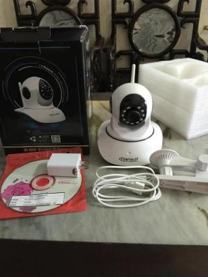 Camera IP Vantech VT-6300B quay 360 độ, cảm biến 1.3 Megapixel giá 1.200.000 bao công lắp đặt