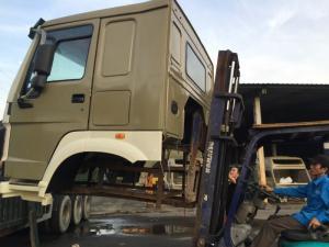 Giảm giá 10% cho cabin xe tải howo