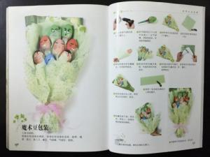 Sách hướng dẫn Gói Quà - Mã số 9993  - GIÁ BÁN: 130.000 VNĐ/QUYỂN  - Kích thước: 18 x 25 cm  - Nội dung: Sách hướng dẫn gói quà, gồm 128 trang, hình màu, hướng dẫn trên 180 mẫu mới nhất hiện nay. Sách hướng dẫn từ cách chọn nguyên liệu, dây, giấy gói, làm nơ, … cho đến khi thành phẩm. Sách hướng dẫn gói quà, gói hoa, bó hoa, từ giấy gói quà, giúp bạn làm những món quà đẹp nhất tặng người thân.