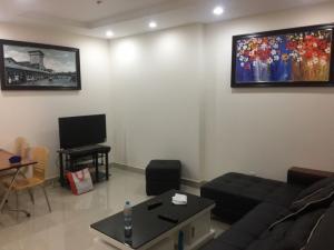 Cho thuê căn hộ Himlam Quận 7 1PN 59m2 giá 15tr full nội thấT