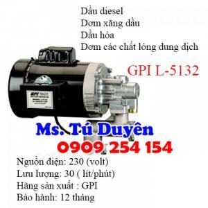 Chuyên bán máy bơm dầu GPI nhập khẩu giá cạnh tranh