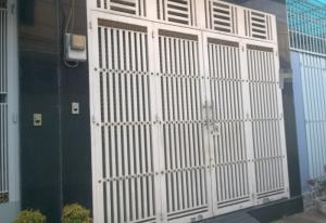 Nhà Gác Lửng Hẻm 4m Gò Dầu DT 4x11m