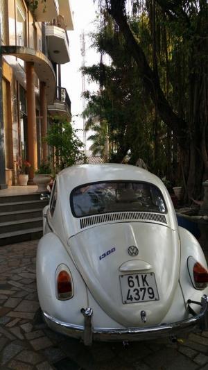 Bán xe Volkswagel beetle