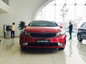 Bán Kia Cerato 2017 giá rẻ tại Kia Bắc Ninh