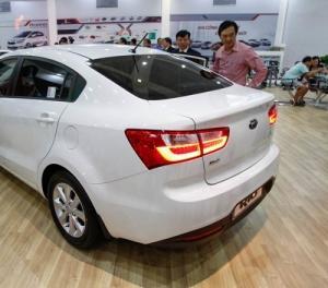 Bán xe Kia Rio giá rẻ tại Kia Bắc Ninh