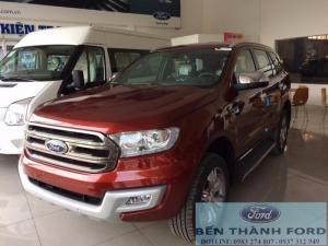 Ford EVEREST Titanium 2.2 6AT 2017 giá 1.240.000.000