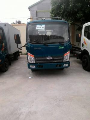xe tải thùng VT252-1, đẹp long lanh