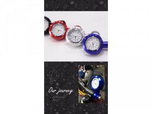 Đồng hồ mini gắn xe máy Không lo trễ giờ