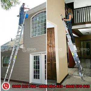 Spro - Chọn mua thang nhôm nào tốt và an toàn
