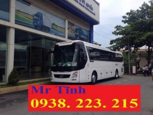 Chuyên bán xe khách 47 chỗ universe mới của Thaco Và Hyundai giá rẻ nhất thị trường