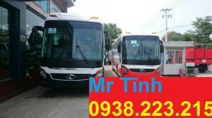 Giá bán ưu đãi xe khách 45 chỗ universe của Thaco Và Hyundai mới nhất