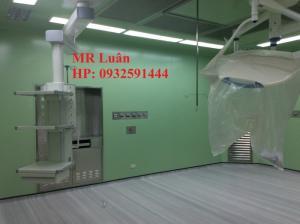Nội thất phòng mổ ,phòng X-Quang ...cho bệnh viện