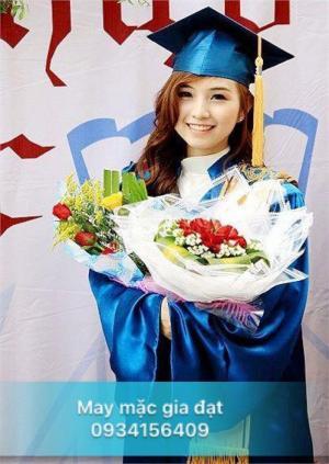 May đồng phục Áo tốt nghiệp, lễ phục tốt nghiệp giá rẻ