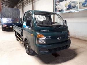 Hyundai h100 tải trọng 1050 kg, hàng hyundai 3 cục, vay 80%