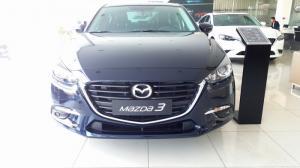 Sở hữu ngay Mazda 3. Màu xanh đen cá tính , sang trọng.
