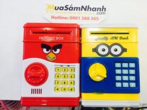Két sắt mini thông minh Món Quà Độc Đáo Cho Bé + Tặng Kèm Pin - MSN383030