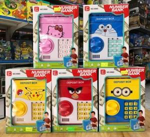 Két sắt mini thông minh cho bé - MSN383030