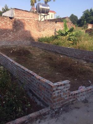 Bán đất chia lô thôn Đông Tây Vân Nội - Đông Anh