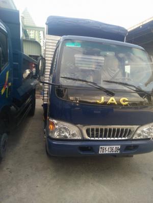 Xe tải Jac 2t4 đẹp lung linh, trả góp cao