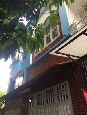 Cần bán 2 căn nhà HXH Hoàng Hoa Thám, P.7, Q....