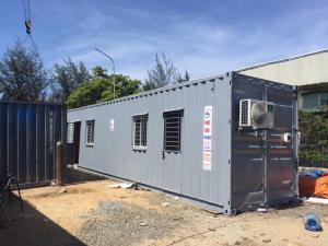 Thi công nhà container  - Phúc Vận Container
