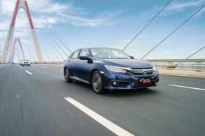 Honda Civic Turbo Tăng Áp  2017 ---Sức Mạnh 2.4L