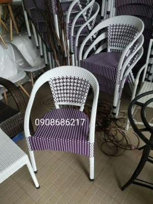 Bàn ghế mây giá rẻ nhất