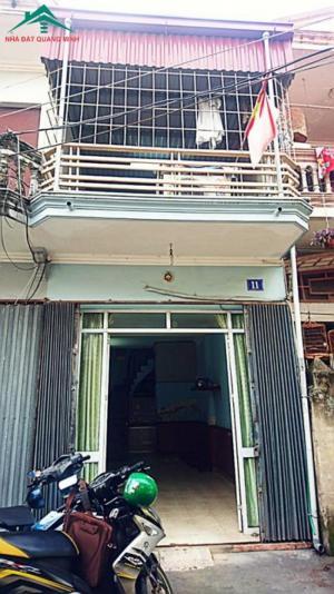 Bán nhà 2 tầng trong ngõ 11/22/102 Cát Bi, Dt: 27m2, Hướng: Đông Bắc, Giá: 600 triệu