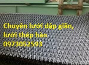 Chuyên cung cấp lưới thép hàn D8 a 200x200