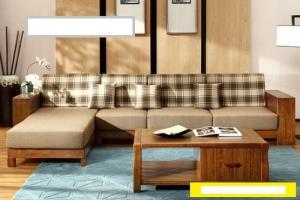 Sofa gỗ tự nhiên, sofa gỗ đẹp giá tốt...
