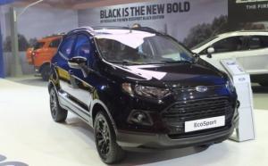 Ford Ecosport Black Edition 130 tr rinh ngay xe về + nhiều phần quà giá trị, liên hệ để nhận ưu đãi