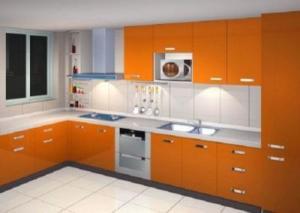 Nhận thi công và lắp ráp tủ bếp nhôm giá rẻ