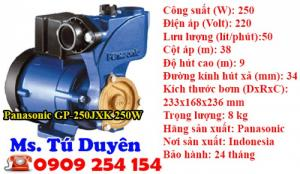 Chuyên bán máy bơm nước đẩy cao Panasonic giá cạnh tranh nhất thị trường Việt