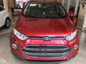 Gía Xe Ford EcoSport Titanium 2017 Ưu Đãi Tại Ford Trần Hưng Đạo