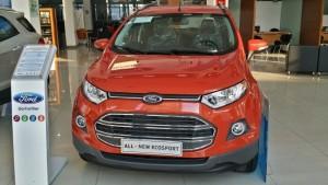 Ford Ecosport 1.5L Trend 2017 đủ màu giao tận...