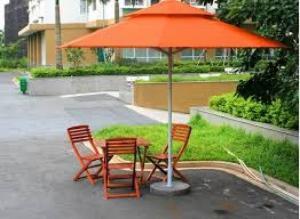 Công ty cần thanh lý xích đu, ô dù, giường tắm nắng với số lượng lớn