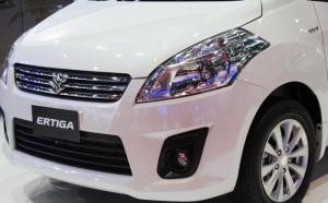 Khuyến mãi mua Suzuki Ertiga