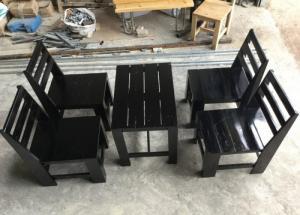 Bàn ghế gỗ mini..giá hạt giẻ