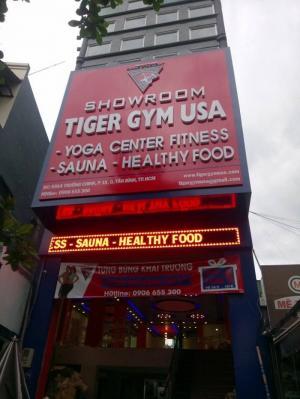 Gói tập thể dục thể thao: gym, fitness, yoga, dace.