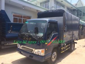 Xe tải JAC 2.4 tấn hạ tải thành phố