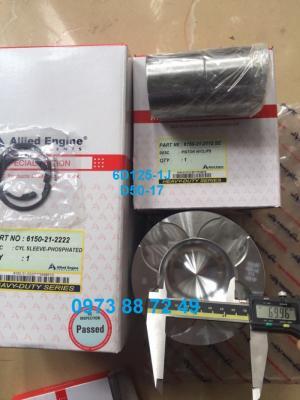 Bộ Hơi Clk S6d125, Pc400-6, Pc450-6, Pc400-3, Pc400-5, Pc300-3, D65-12.